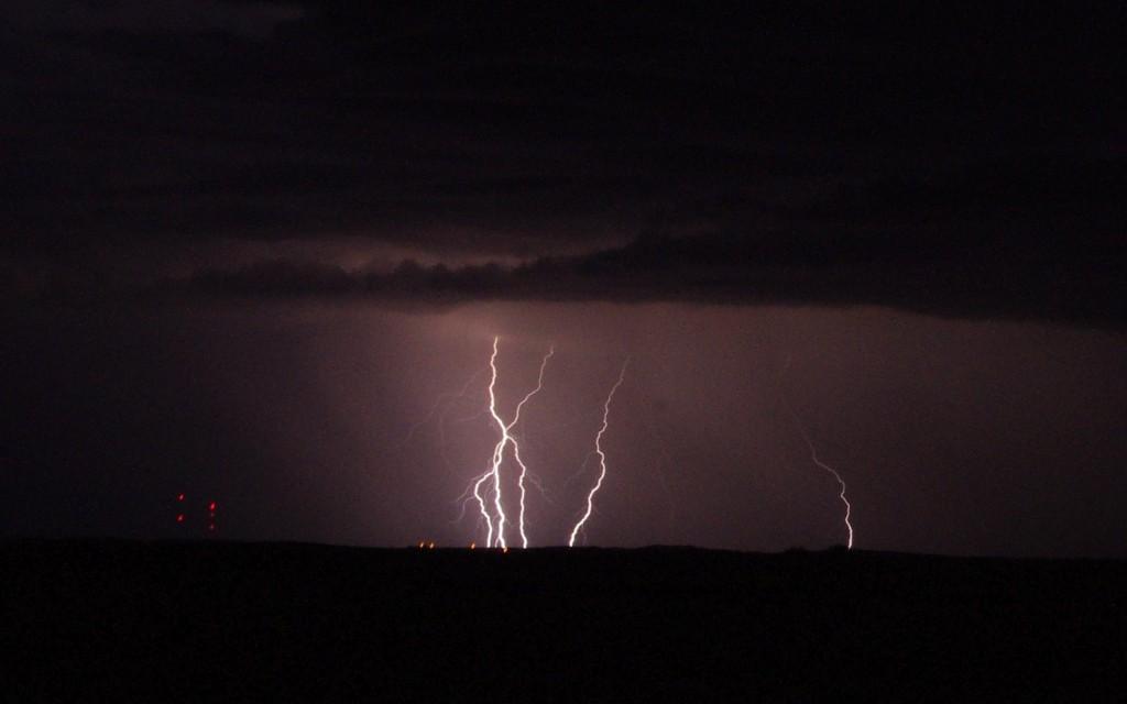 Dakota Lightning Taken July 10 2010