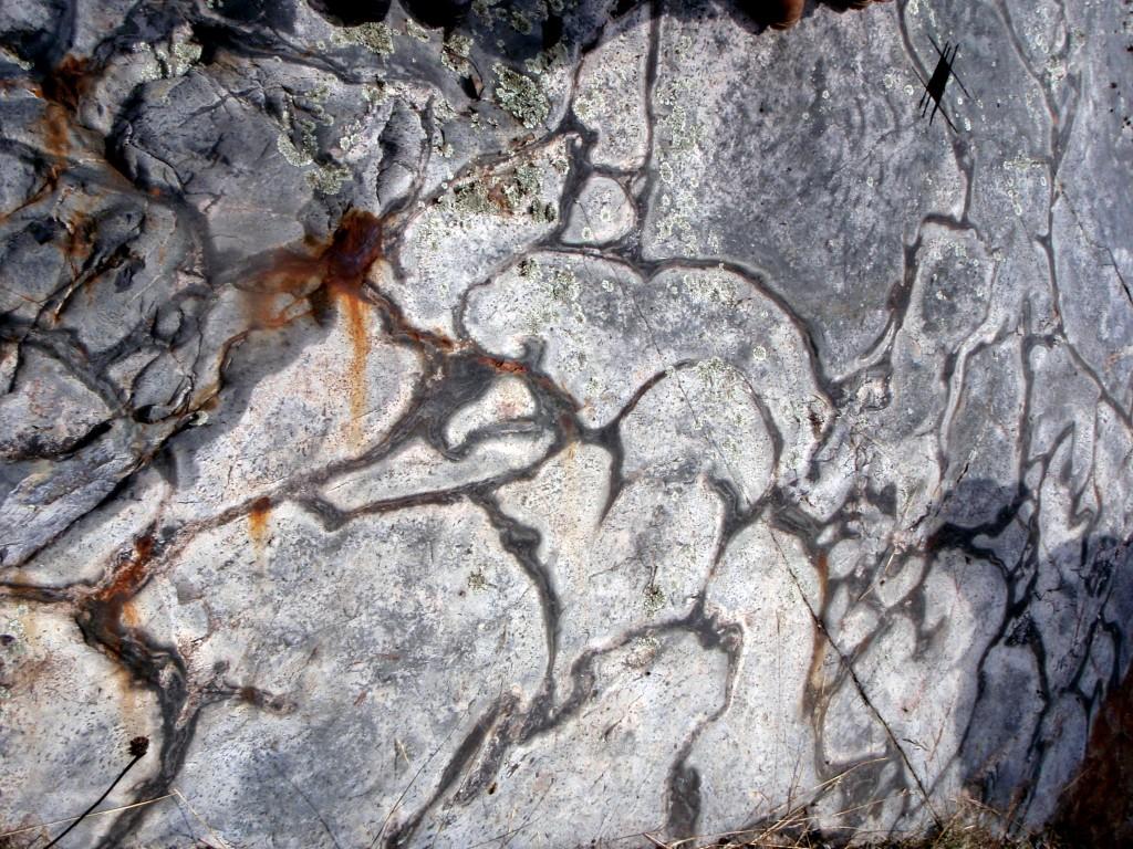 Pillow Basalt in Ontario Canada 2