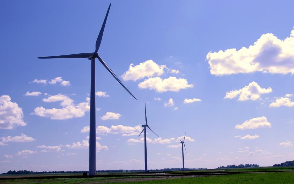 North Dakota Wind Farm